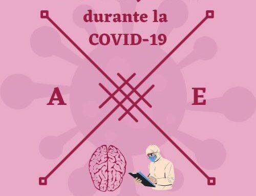 Ansiedad y estrés durante la COVID-19